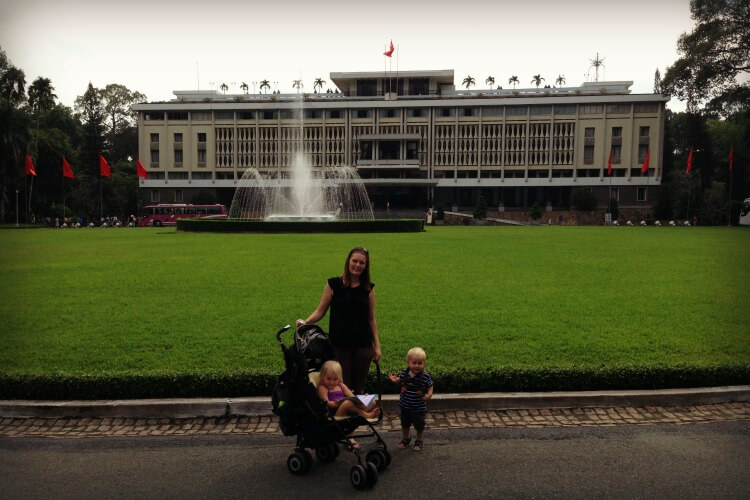 Ho Chi Minh City - Travelling with Kids to Vietnam