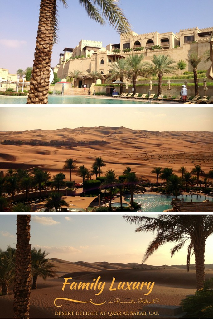 Qasr Al Sarab | Discover the UAE | Travel Diary | OurGlobetrotters.Net