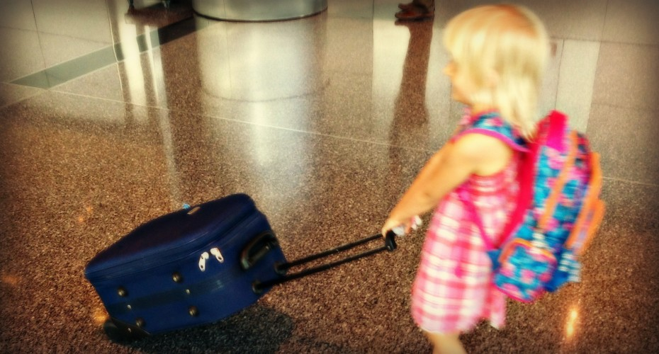 Getting Through the Airport | Family Travel Advice | OurGlobetrotters.Net