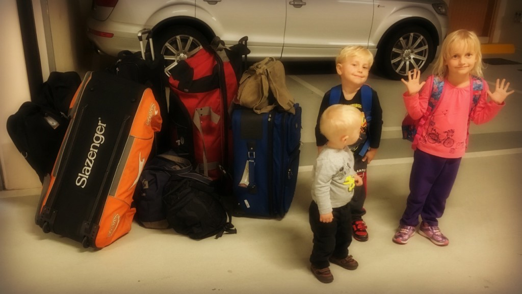 Getting to the airport - family travel advice | OurGlobetrotters.Net