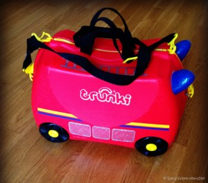 Trunki's might look cute, but can your toddler really manage one? What to Pack | Travel Advice | OurGlobetrotters.Net