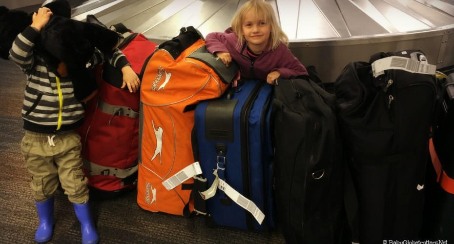 What to pack for family travel | Travel Advice | OurGlobetrotters.Net