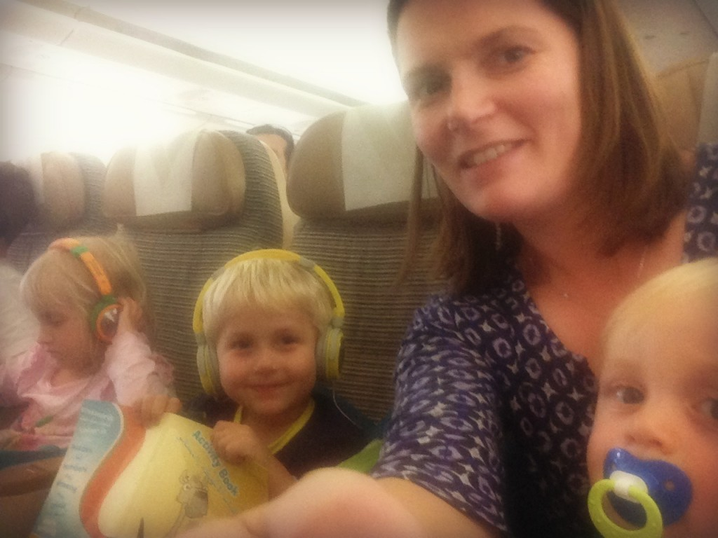 How to fly with only one parent