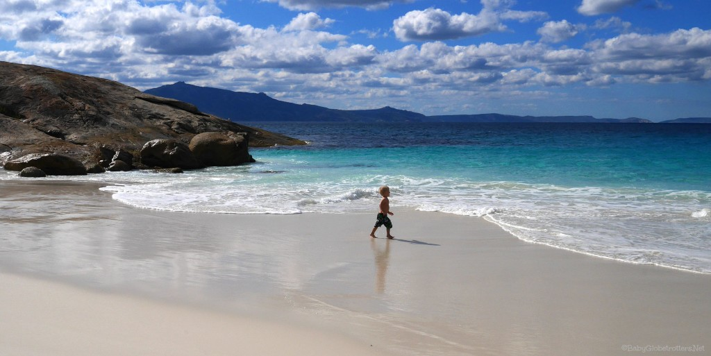 Little Beach in Western Australia - favourite beaches in Great Southern
