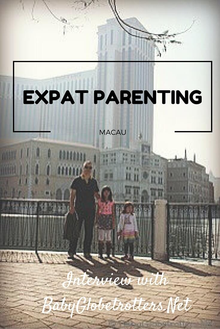 Expat Parenting - Would you gamble on moving to Macau?