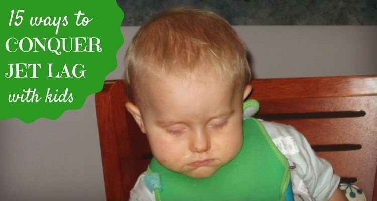 15 ways to help kids in conquering jet lag