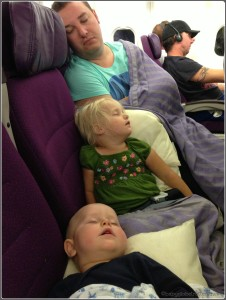 Getting the seating selection right is crucial to flying success with kids | Travel Advice |OurGlobetrotters.Com