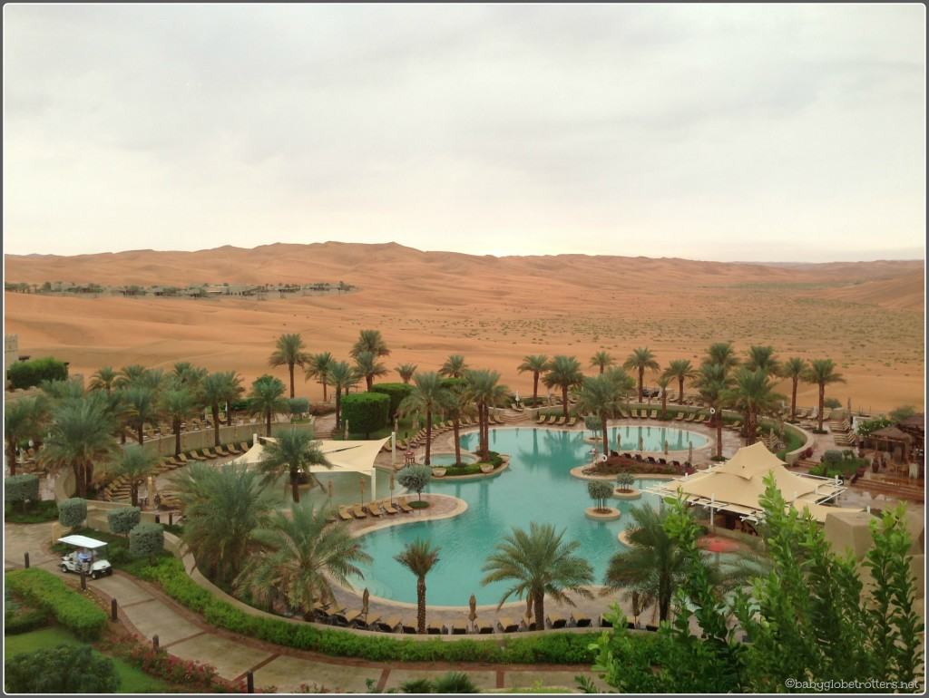 Qasr Al Sarab Desert Resort | Discover the UAE | OurGlobetrotters.Net