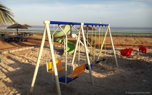Play park at Barracuda Beach Resort Umm Al Quwain