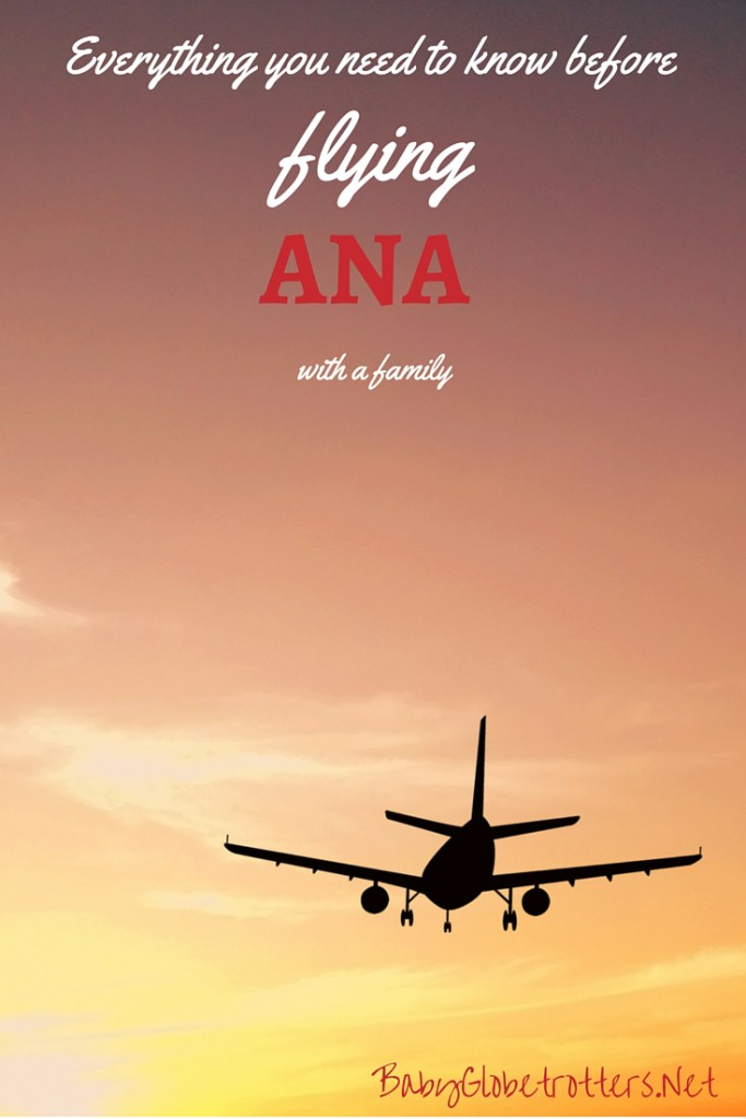 Everything you need to know before flying ANA with a family | Guidance on pregnancy and infant policies, luggage allowances, unaccompanied minors and frequent flyer benefits for family members | Family Airline Reviews | OurGlobetrotters.Net