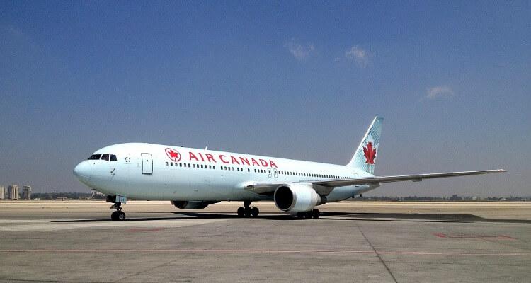 Air Canada Pregnancy Travel