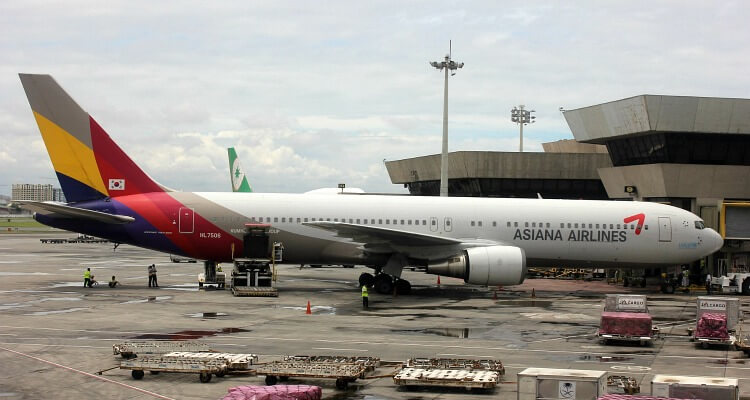 Asiana Airlines: Family Flying Airline Reviews
