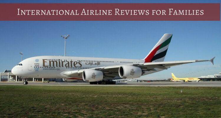 The Globetrotters International Airline Reviews for Families