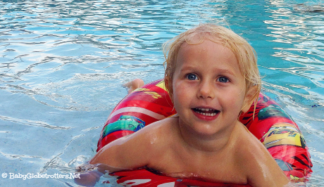 Lessons learnt from travelling with a toddler