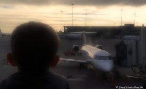 Flying with a Baby - a step by step guide on what to expect and how to prepare