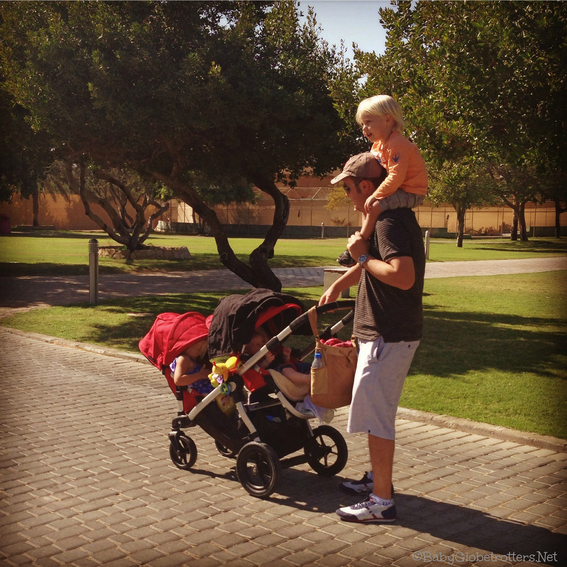 Selecting the perfect Pushchair | Travel Advice | OurGlobetrotters.Net