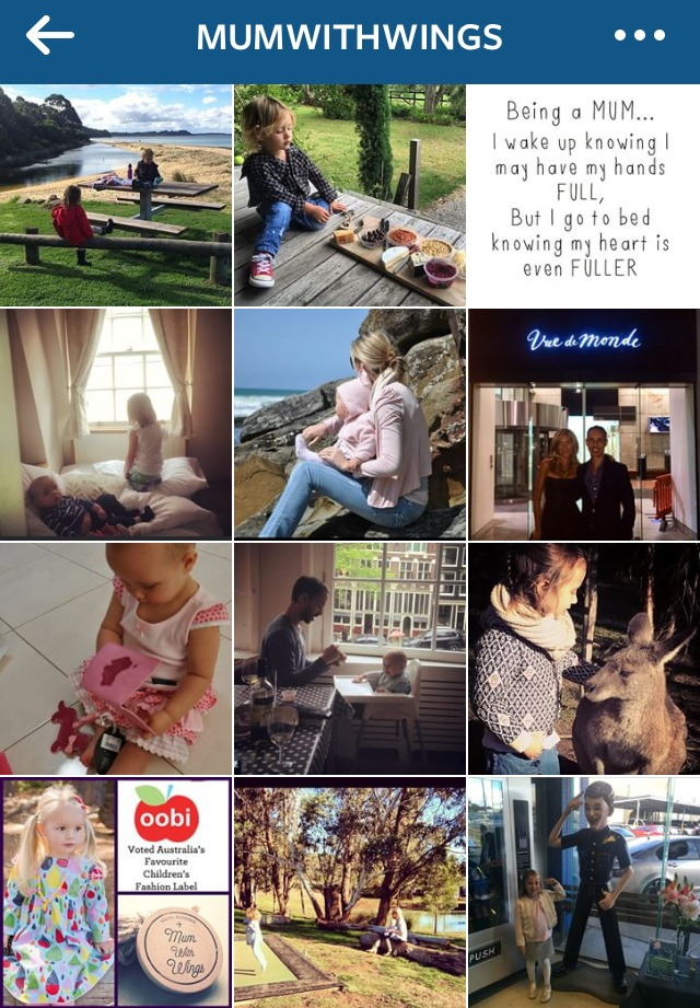 Baby Globetrotters Recommend June 2015: Instagram mumwithwing