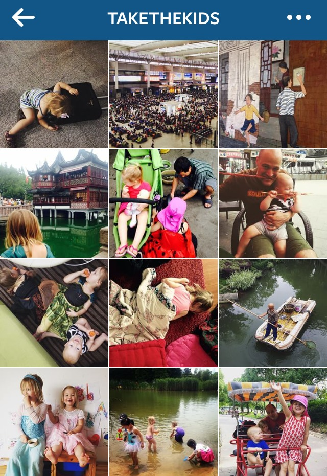 Baby Globetrotters Recommends June 2015 | Instagram takethekids