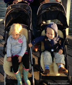 Selecting the best travel stroller - we've tried combinations including two collapsible strollers
