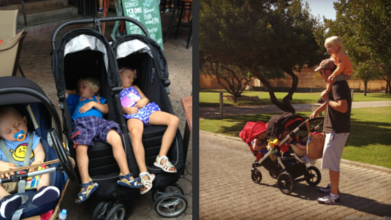 Selecting the perfect pushchair | Travel Advice | BabyGlobetrotters.Ne