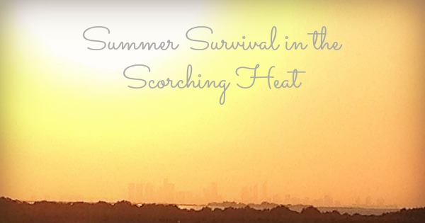 Summer Survival | Expatriate Life | OurGlobetrotters.Ne