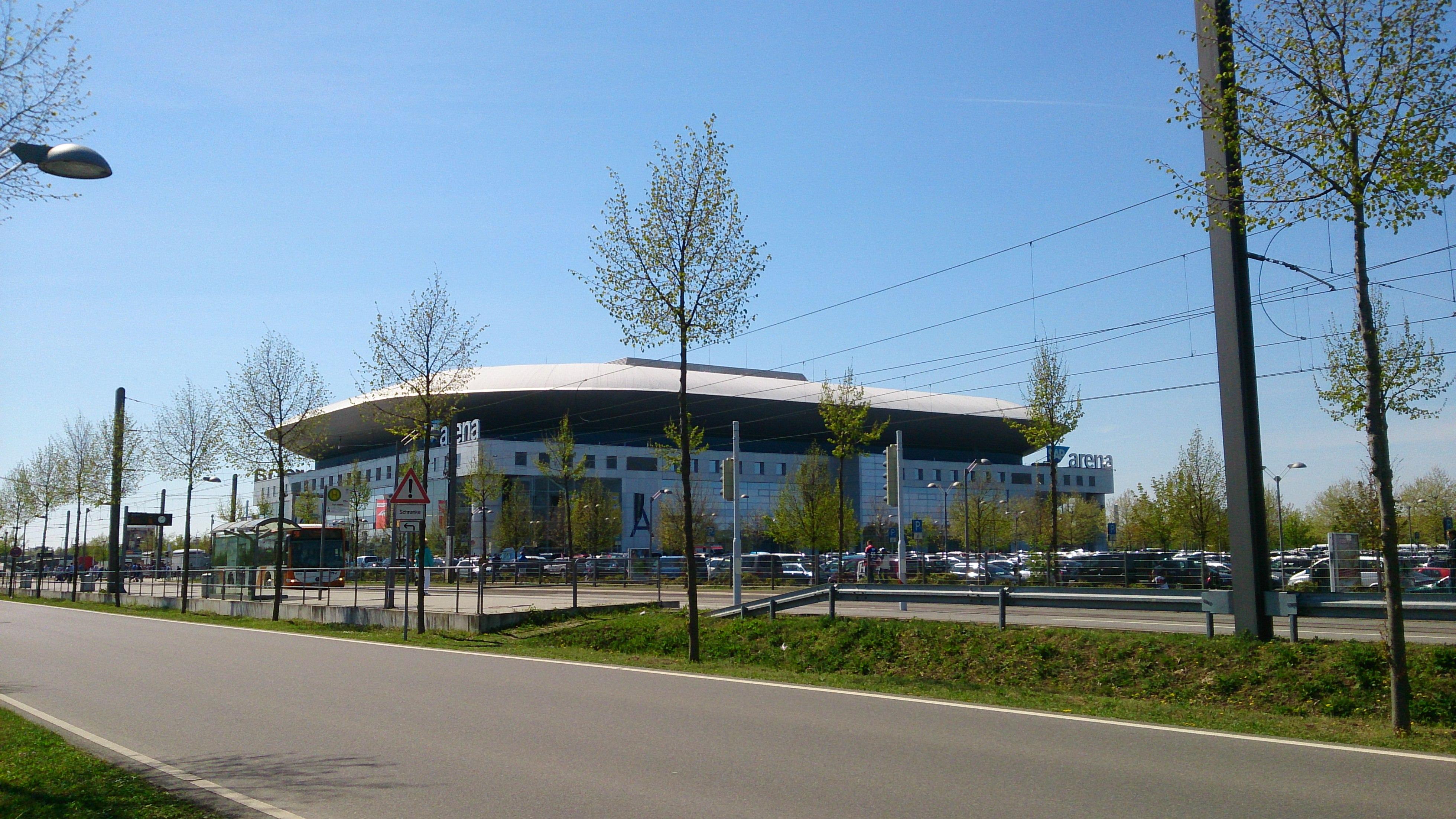 SAPArena | Mannheim | Explore My City | OurGlobetrotters.Ne