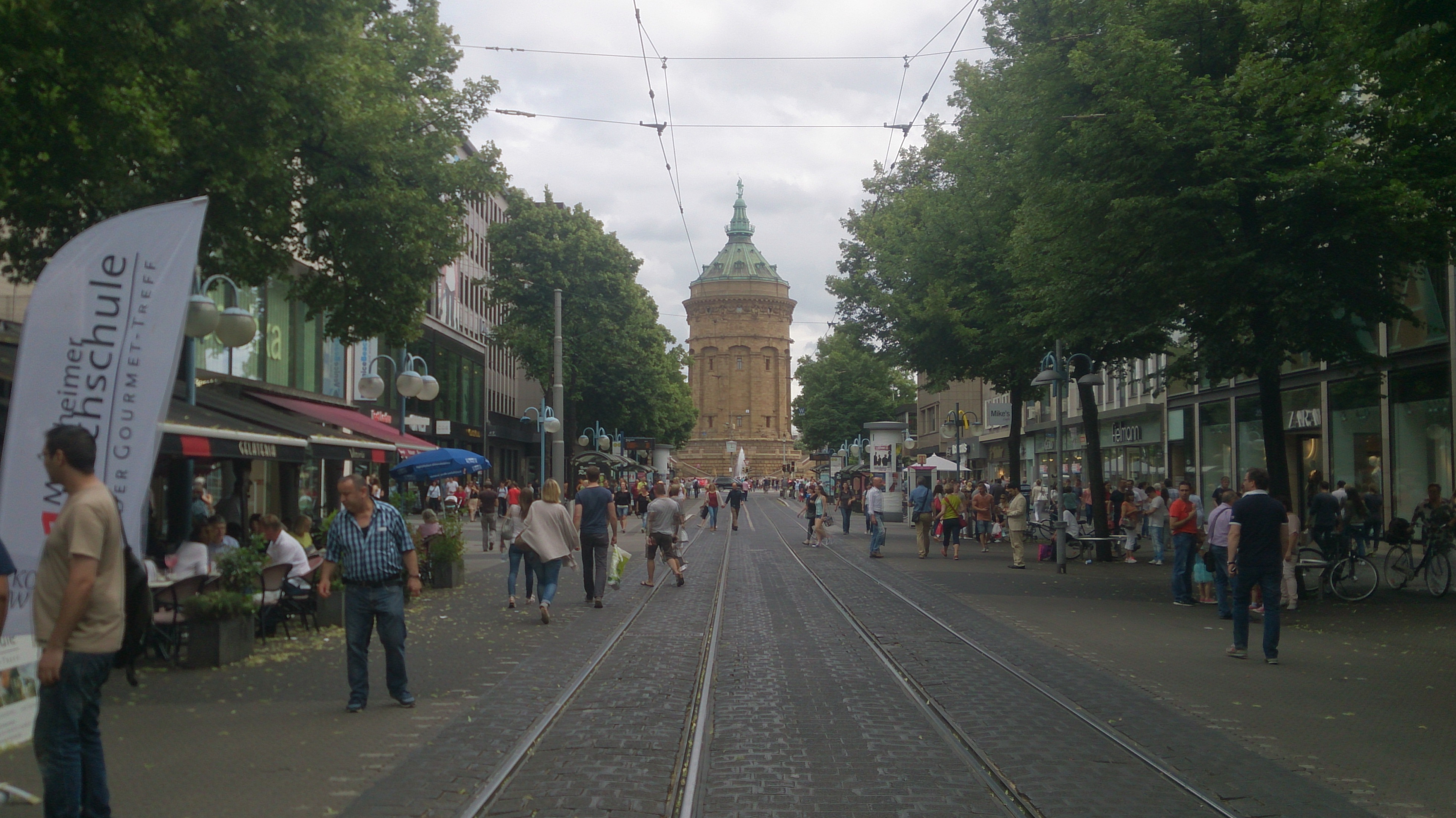 Things to do in Mannheim