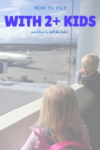 Just when you thought you'd mastered how to fly with a baby, what happens when baby #2 comes along? Or what about twins? We guide you through airline rules for infants and children, best seats to book, getting through the airport and on to your flight - with your sanity somewhat intact! | Travel Advice | OurGlobetrotters.Net