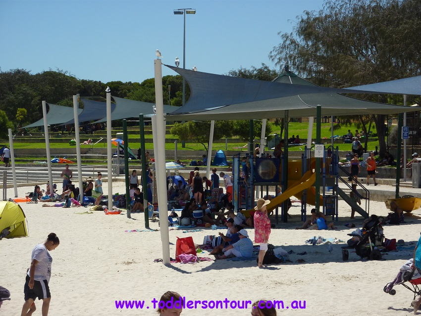 Hillarys Marina playground | Peth with Kids | Travel Diary | OurGlobetrotters.Net