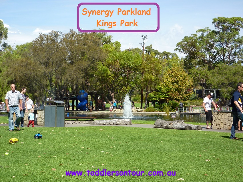 Synergy Parkland | Perth with Kids | Explore My City | OurGlobetrotters.Ne
