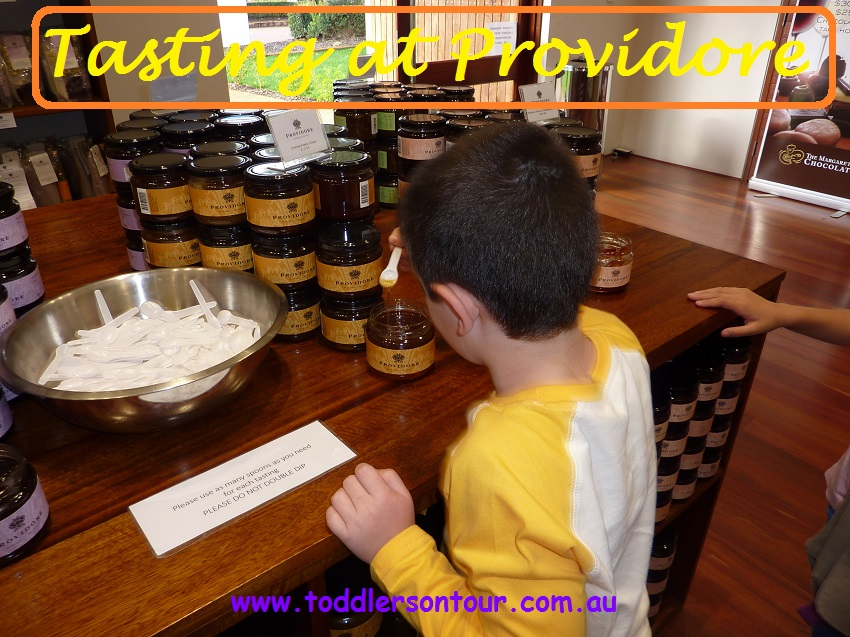 Tasting at Providore | Perth with Kids | Explore My City | OurGlobetrotters.Net