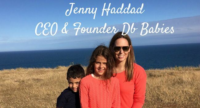 Expat Entrepreneur Jenny Haddad | OurGlobetrotters.Com