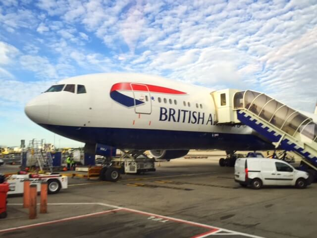Flying British Airways with Kids | Family Flying Airline Review | OurGlobetrotters.Com
