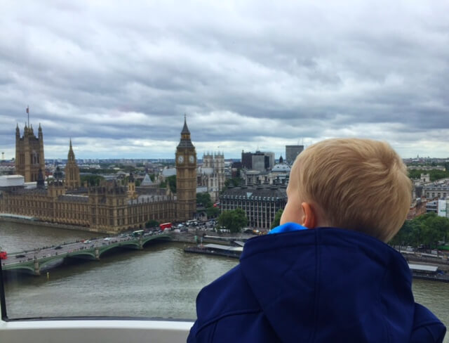 Flying British Airways with Kids | Family Flying Airline Reviews | OurGlobetrotters.Net