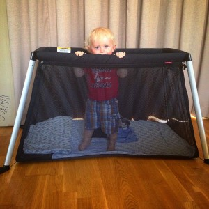 Phil & Ted's Traveller Cot | Our Globetrotters Recommend | OurGlobetrotters.Net