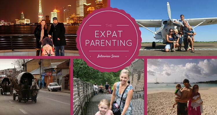 Expat Parenting Interviews with Our Globetrotters