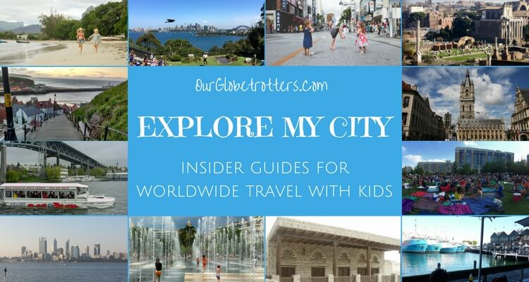 Explore My City guest blogging series on OurGlobetrotters.Com