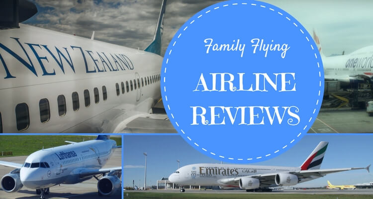 We ask for contributors to help us complete our Family Flying Airline Reviews of top 30 International Carriers | OurGlobetrotters.Net