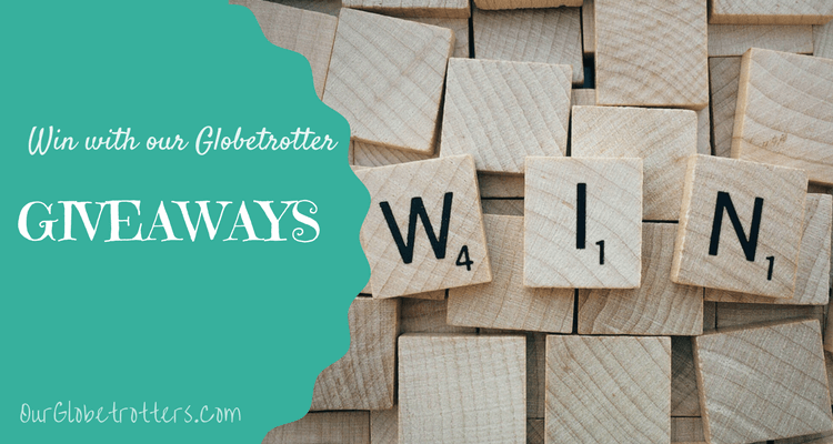 Win with Our Globetrotters - Giveaways terms and conditions page