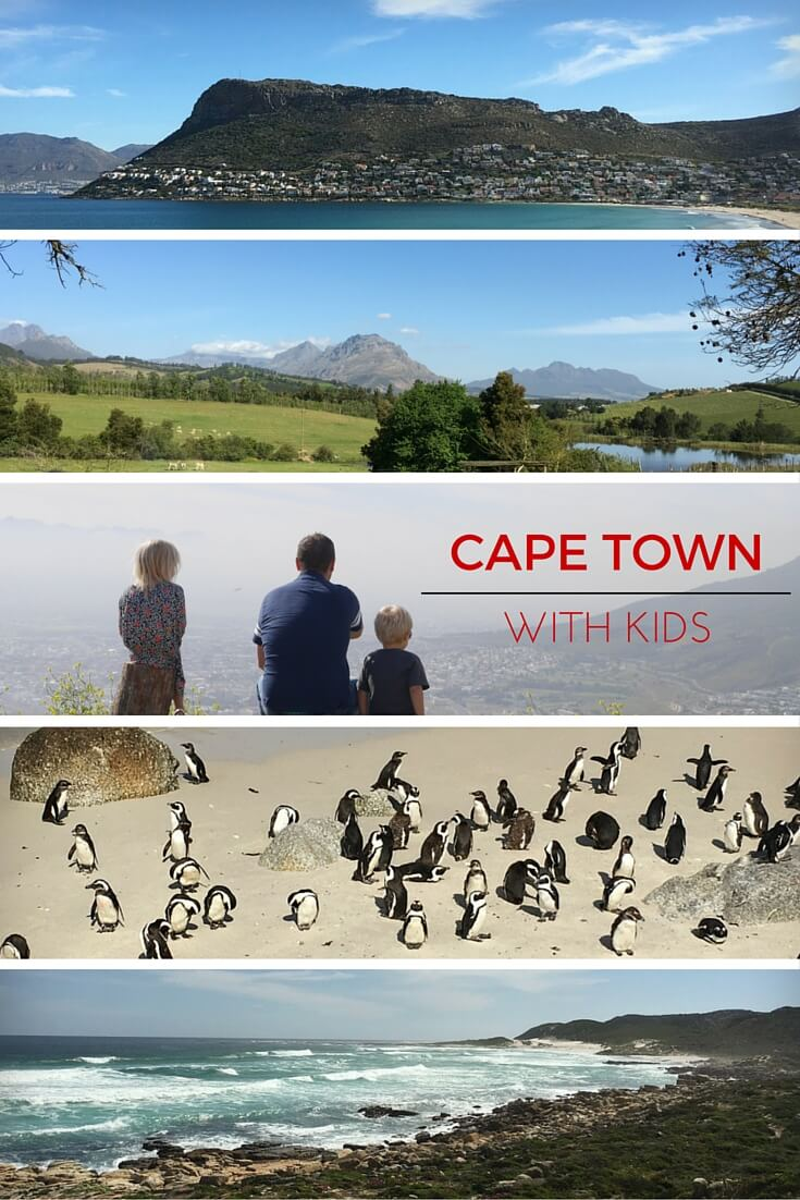 Cape Town with Kids | Travel Diary | OurGlobetrotters.Net