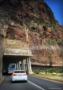 Chapmans Peak Drive - Capetown with Kids | Travel Diary | OurGlobetrotters.Net