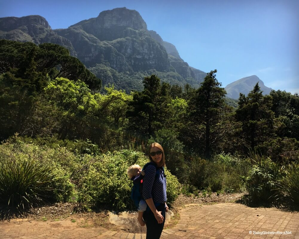 Kirstenbosch Botanical Gardens | Cape Town with Kids | OurGlobetrotters.Net