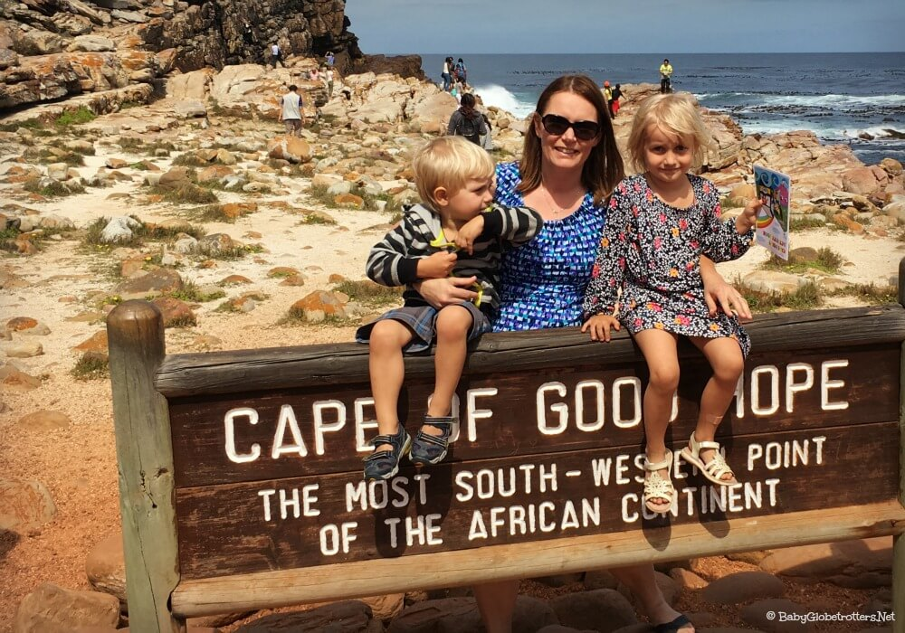 Cape of Good Hope - Cape Town with Kids | OurGlobetrotters.Net