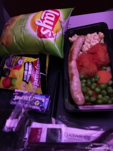 Flying Qatar Airways with kids | Airline Review | OurGlobetrotters.Net