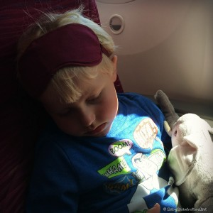 Flying Qatar Airways with Kids | Airline Reviews | OurGlobetrotters.Net