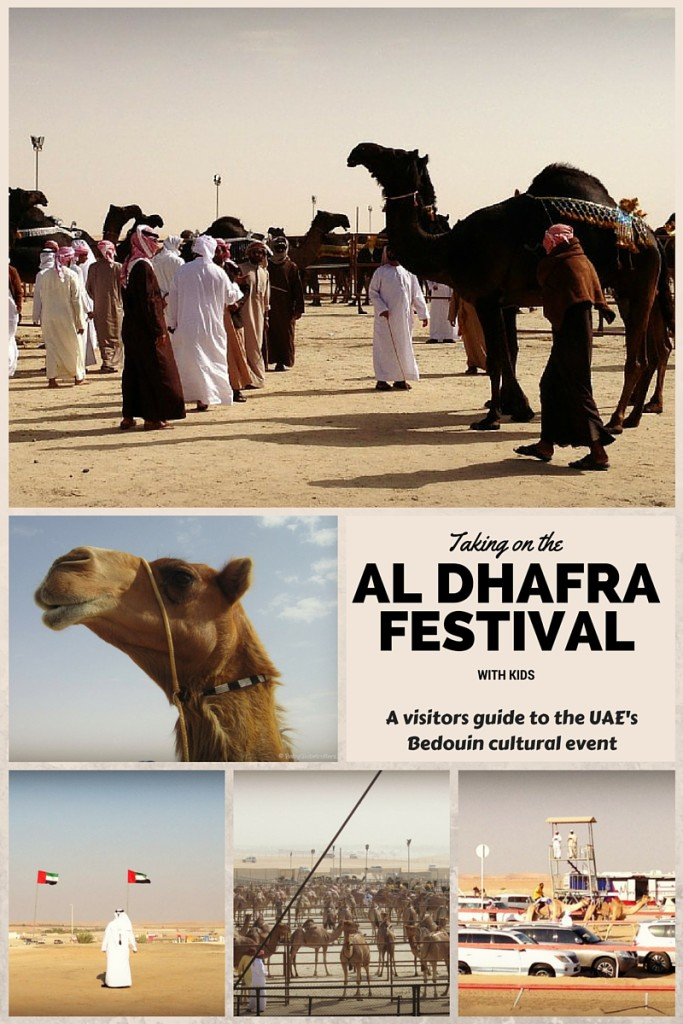 Taking on the Al Dhafra Festival - top 10 tips for exploring the UAE's Bedouin Cultral Festival of the Desert | Discover the UAE | OurGlobetrotters.Net