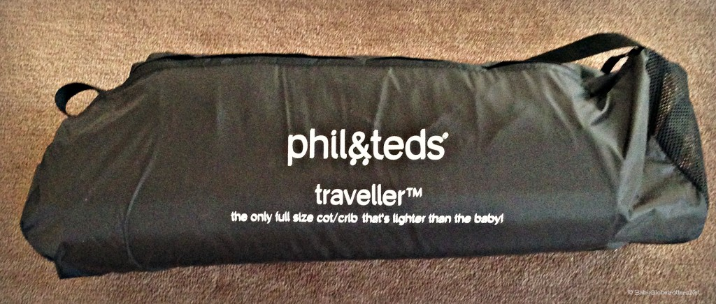 Phil & Teds Traveller Review | Product Reviews | OurGlobetrotters.Net