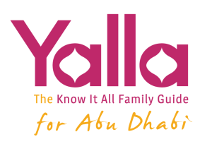 Yalla: The Know it all guide for Families in Abu Dhabi | Expat Entrepreneurs | OurGlobetrotters.Net