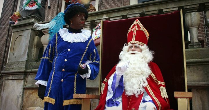 Sinterklaaas & Black Peter - a Christmas tradition explained