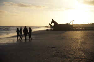 Blåvand in Denmark | 8 Best Beaches for Family Travel | OurGlobetrotters.Net